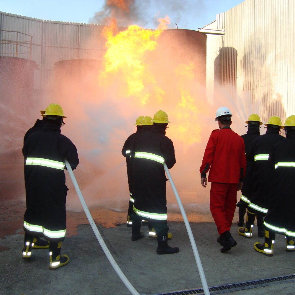 Curso Brigadista Voluntário de Incêndio (BVI)
